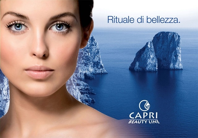 Профессиональная косметика Capri Beauty Line (Италия)